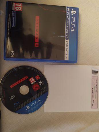 Hitman III/Hitman 3 PS4/PS5 (PlayStation 5/PlayStation 4)