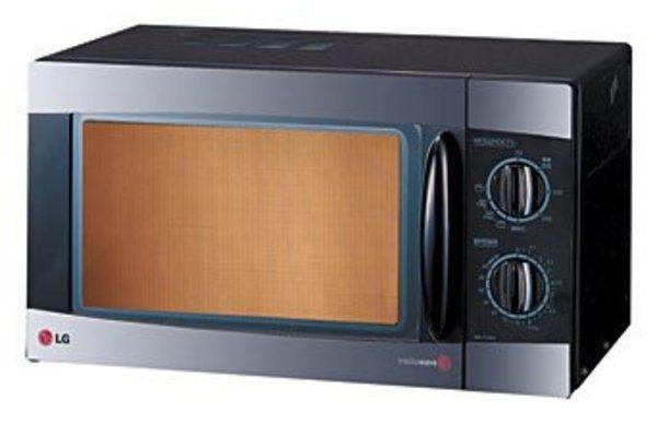 Микроволновая печка с грилем LG MB 3724-HL