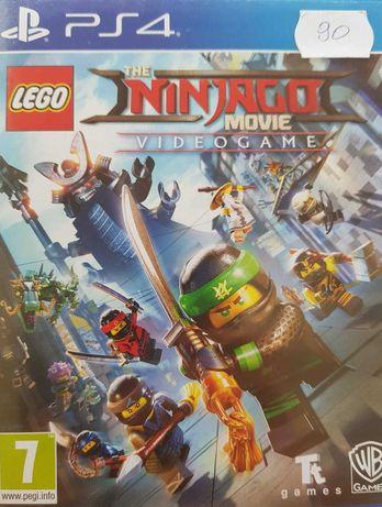 The LEGO Ninjago Movie: Gra wideo PS4 PlayStation 4 Używana Kraków