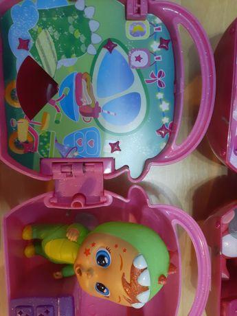 Cry babies Dina Paci House