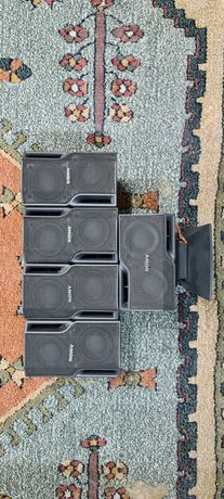 5 Colunas Sony para sistema de som 5.1