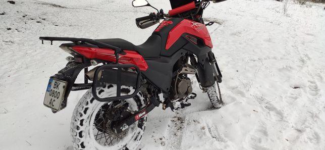 Shinerai x-trail 250 2020