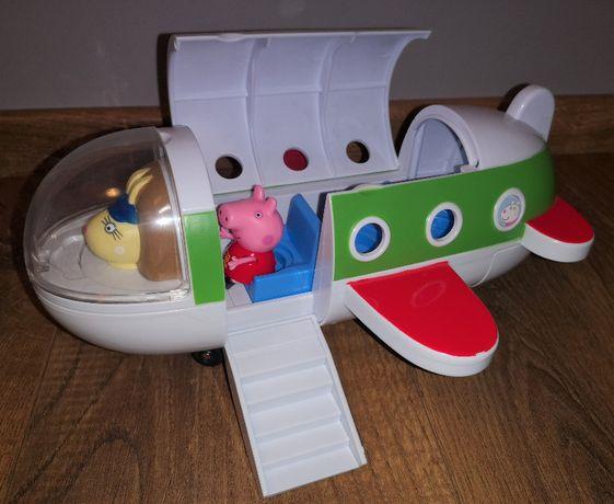 Świnka Peppa samolot, używana