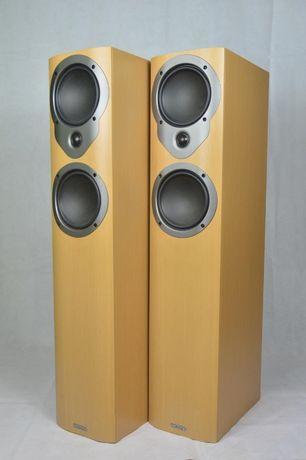 Mission M34 - bdb kolumny podłogowe stereo - para + szpilki