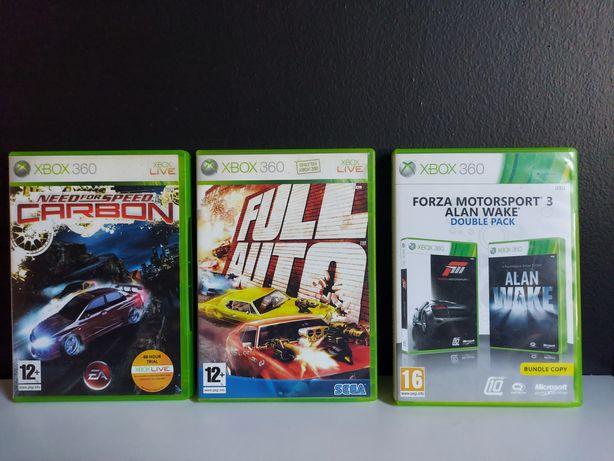 Zestaw 6 gier na Xbox360