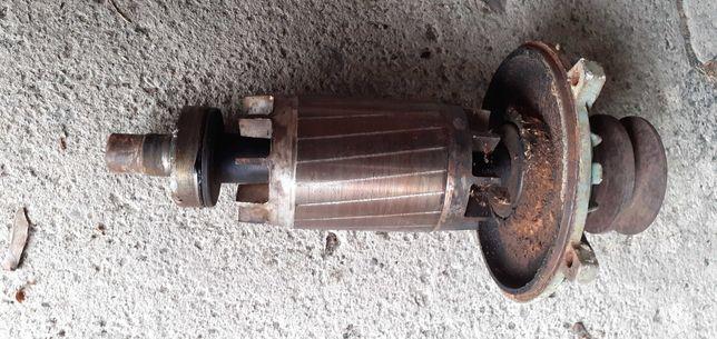 Silnik elektryczny 4kw 3 fazowy 2900obr/min uszkodzony