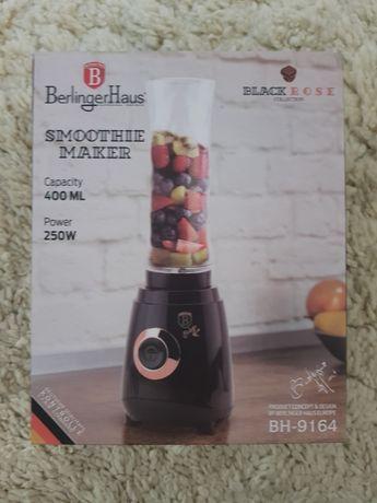 Berlinger Haus Smoothie Maker BH-9164 Black Rose Collection