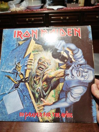 LP Iron Maiden_No Prayer for the Dying