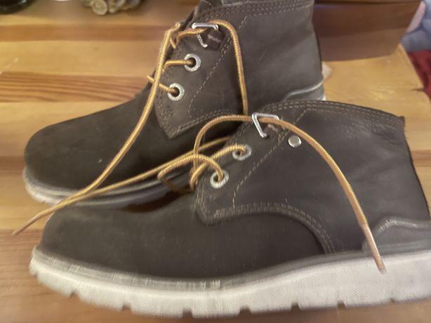 Ботинки для мальчика Ecco Jayden  Hydromax оригинал 35 р