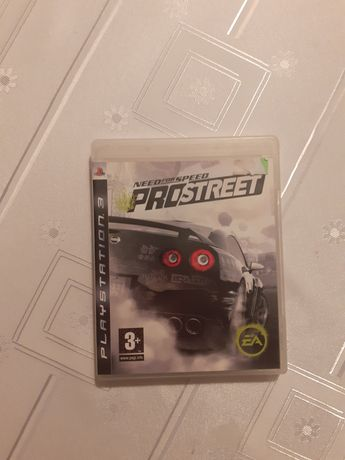 Need for Speed Pro Street gra gry na ps3