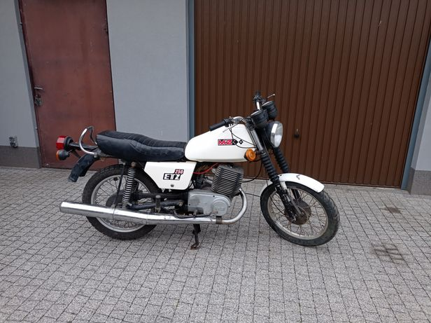 MZ ETZ 250 do renowacji