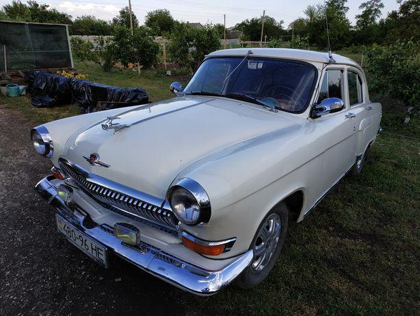ГАЗ 21 Волга 1963 обмен на НИВУ