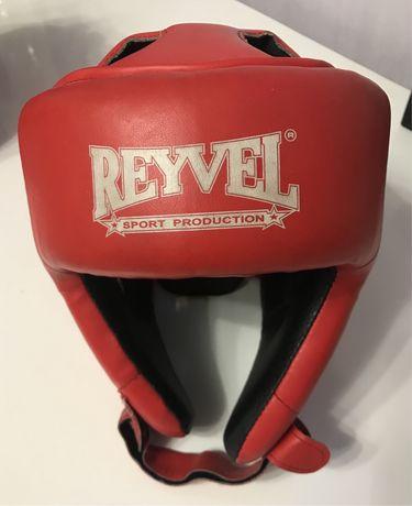 Шлем  для тхеквандо, р М, фирма REYVEL
