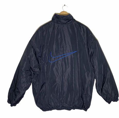 Kurtka Nike big logo swoosh vintage XL