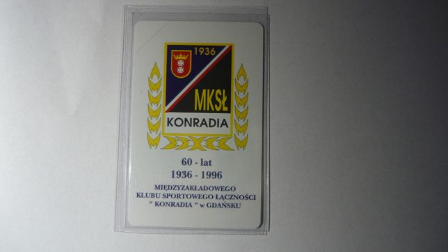 Nowa karta telefoniczna Rarytas ! Konradia.