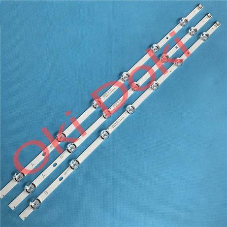 LG Innotek UOT POLA 2.0 32LN570 536B 32LN531U string Планки LED подсве