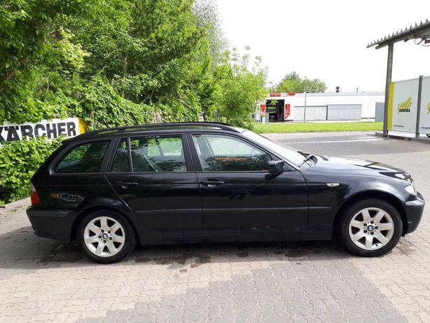 BMW E46 320D 2004