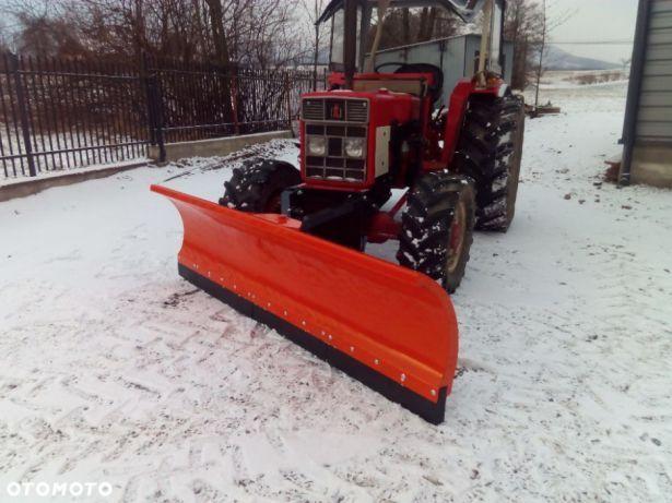 Wzmocniony, kompletne mocowanie , pług do śniegu C-360 C-330 MF T25
