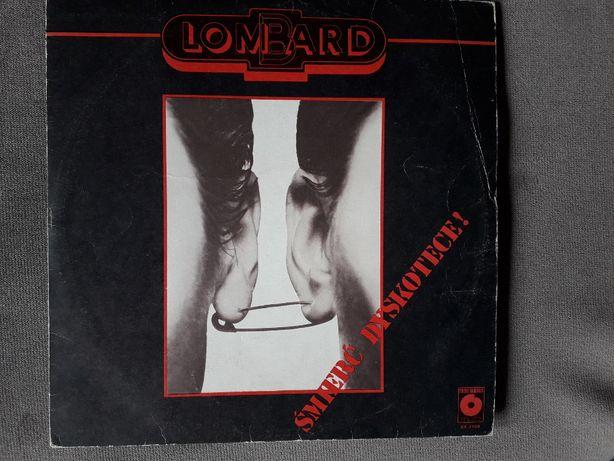 Vinyl Winyl Lombard Śmierć dyskotece! 1983 Polskie Nagrania