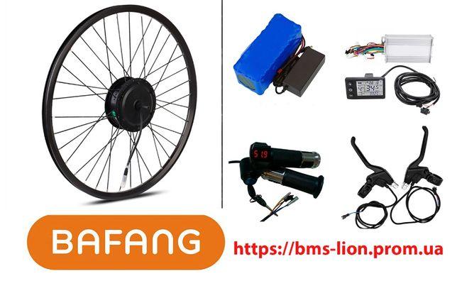 Набор для электровелосипеда, BAFANG 48V 500W + Samsung 11.6 Ah