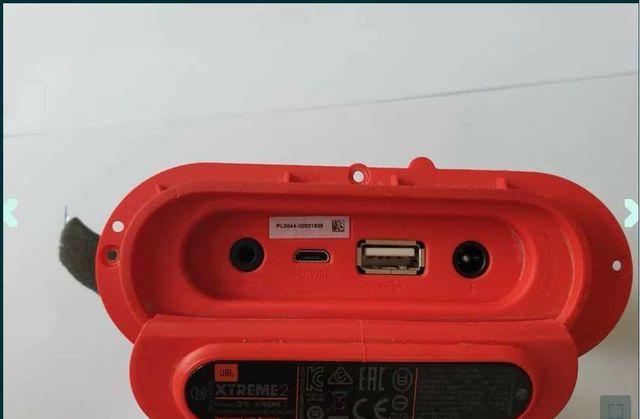 Oryginalny Panel Złącz USB JBL Xxtreme 2