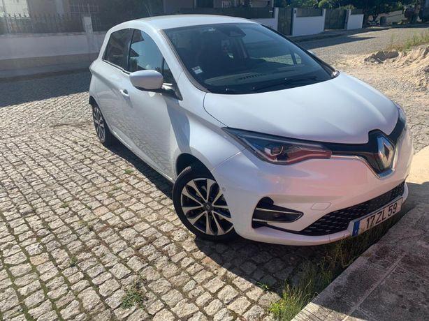 Renault zoe exclusive  50 de 135 cv