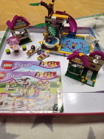 LEGO friends zestaw nr 41008 Basen w Heartlake