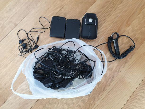 Worek akcesoriów telefonicznych