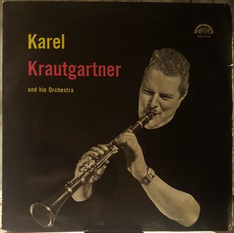 Jazz na winylu (2): Karel Krautgartner and His Orchestra - Supraphon
