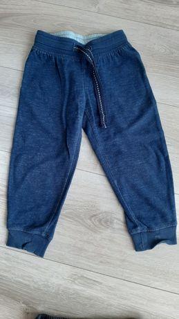 Spodnie dresowe 86-92