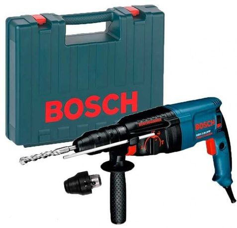 Перфоратор Bosch Professional GBH 2-26 DFR made in Germany Оригинал