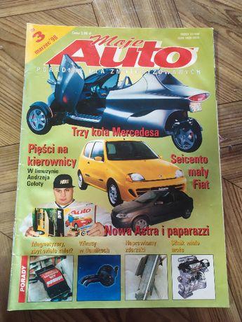 Magazyn Moje Auto, marzec 1998