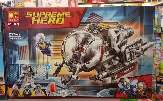 """Koнcтpyктop SuperHeroes Marvel """"Исследователи квантового мира"""""""