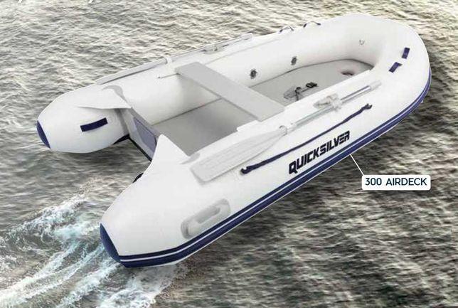 Barco pneumático Quicksilver Mercury 320 CM - NOVO