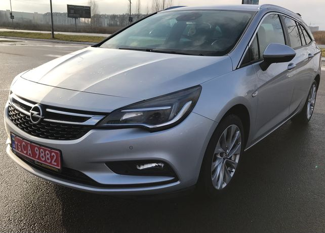 Opel Astra K Sports Tourer 2016