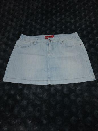 Spódniczki jeansowe