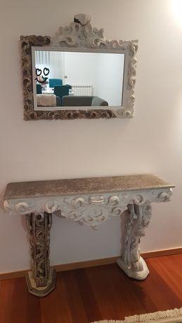 Cardencia com espelho