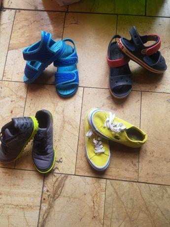 Śliczna buty lacosta crocs fila