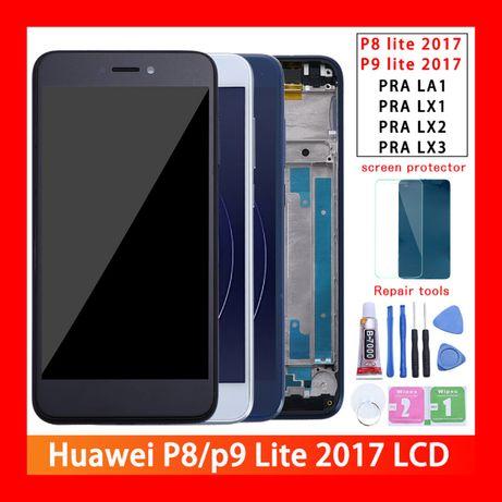˃˃Дисплей Huawei P8 Lite 2017/GR3 2017/Honor 8 Lite Модуль Купити ОПТ