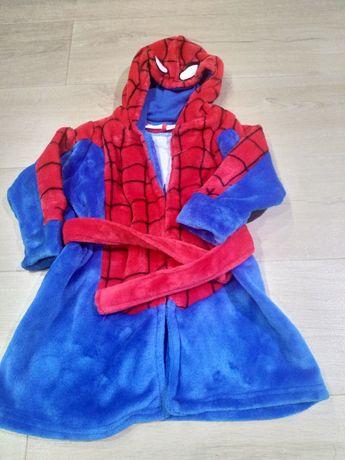 Nowy szlafrok podomka 92. Spiderman