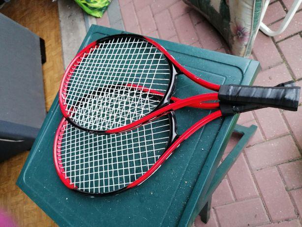 32M. Rakiety tenisowa 2 sztuki