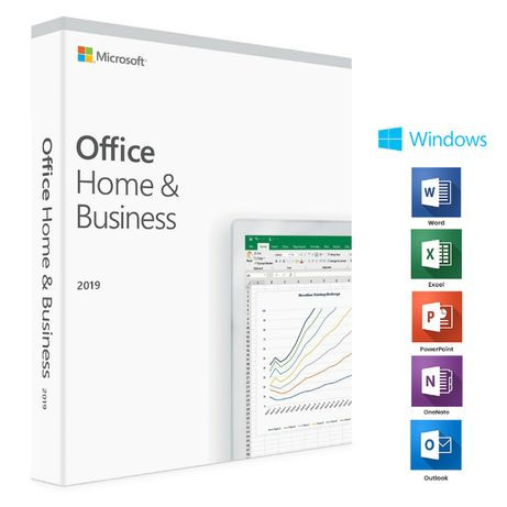 Microsoft Office Home and Business 2019 PL WINDOWS