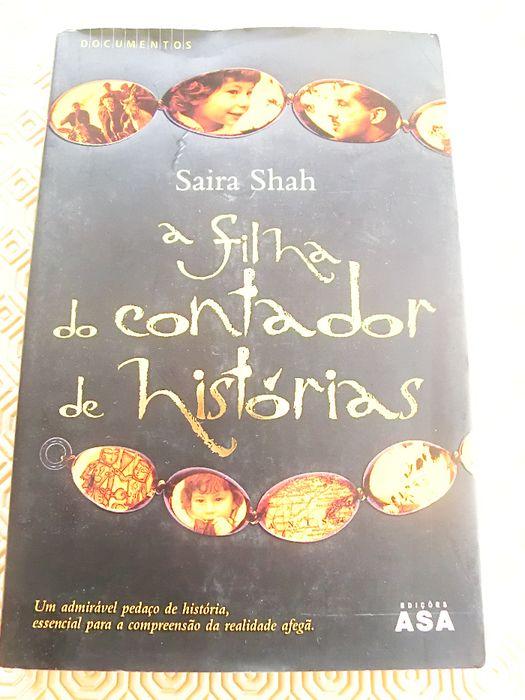 Saira Shah A filha do contador de Histórias Porto De Mós - São João Baptista E São Pedro - imagem 1