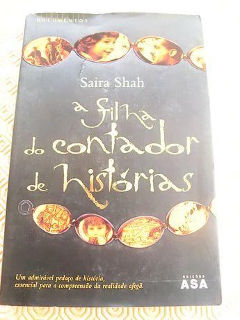 Saira Shah A filha do contador de Histórias