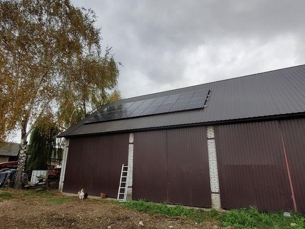 Fotowoltaika, panele słoneczne, darmowy prąd ze słońca