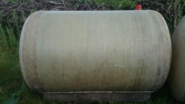 Beczka zbiornik 2000l spożywcza na wode mauser mauzer szambo deszczówk