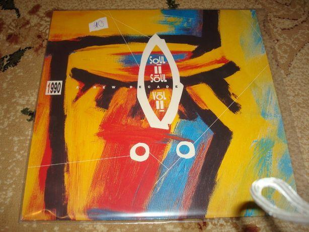 Płyty winylowe Soul II Soul A New Decade