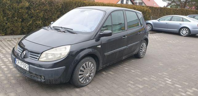 Renault scenic 2004r zadbane !