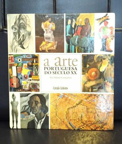 A arte portuguesa do século XX-Rui Mário Gonçalves-Círculo de Leitores