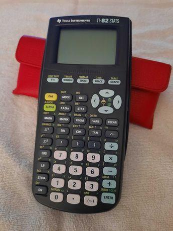 Calculadora gráfica TI 82 Status